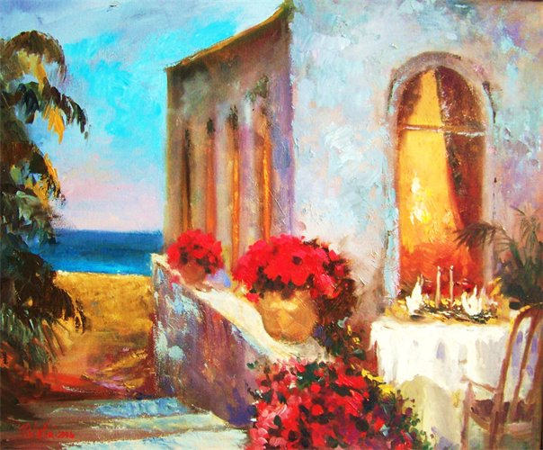 art frame of sarasota new oil painting classes