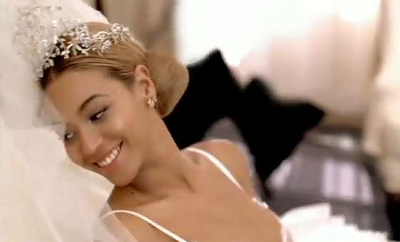 Beyonce 39s Video Wedding Dress
