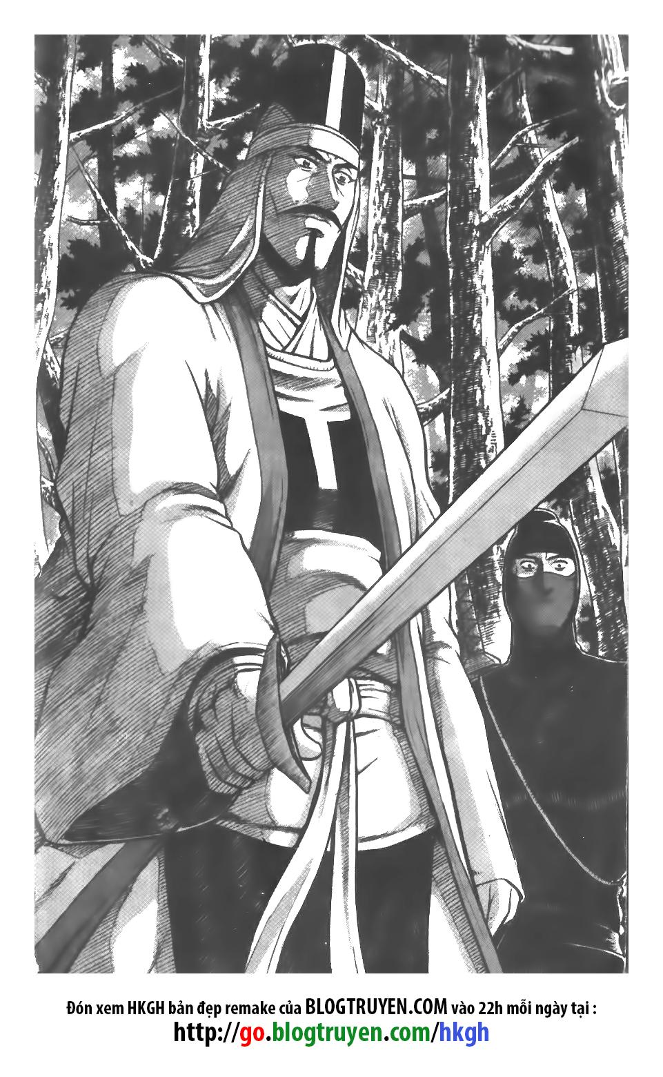 Hiệp Khách Giang Hồ chap 324 Trang 4 - Mangak.info