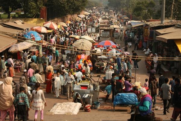 Meena Bazaar, New  Delhi