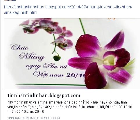 Những tin nhắn chúc 20-10 đẹp nhất tặng Người yêu