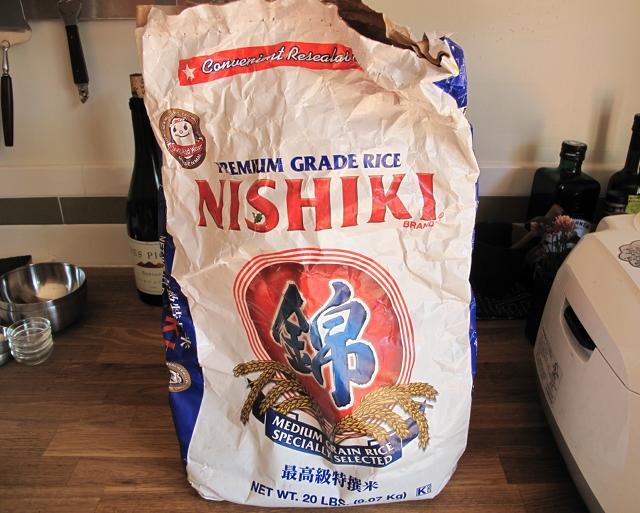 Asian Bag Of Rice