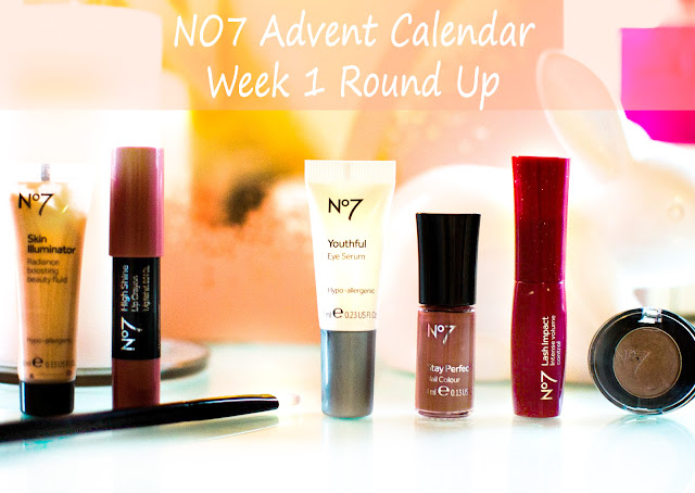 No7 advent calendar 2014 review