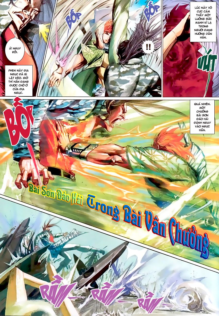 Phong Vân Tân Tác Thần Võ Ký Chap 7 - Next Chap 8