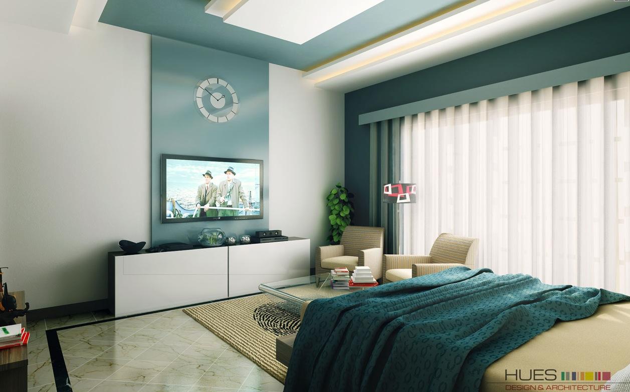 desain interior kamar tidur gambar 1 kolom desain