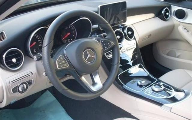 Mercedes-Benz C180 2016