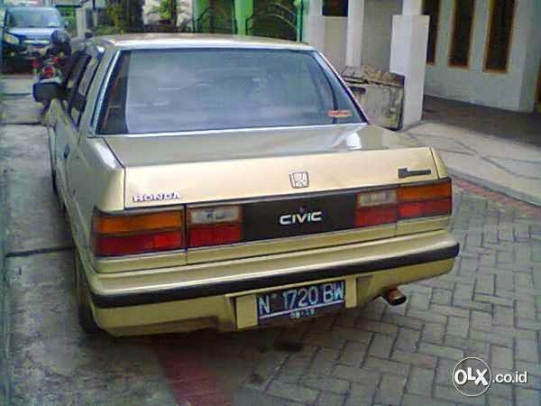 Jual Honda Civic Wonder Cokelat Th86, 29jt | Mobil Bekas ...