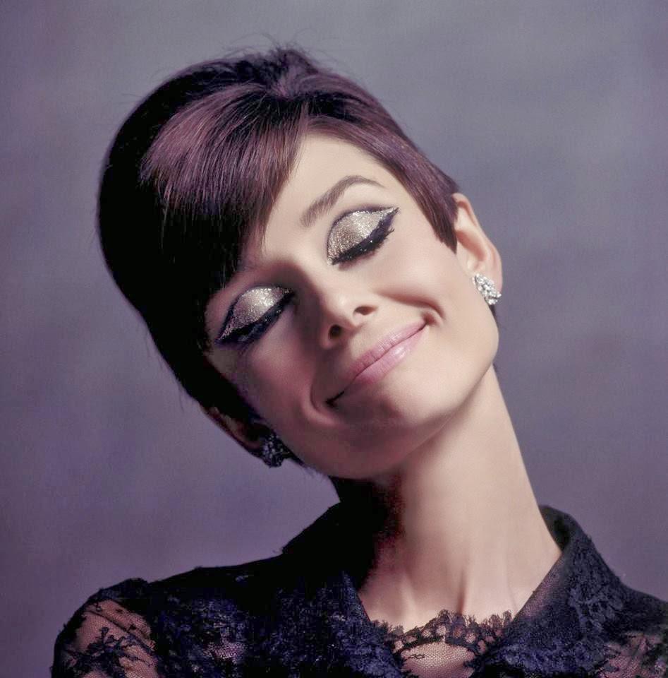 - Audrey Hepburn