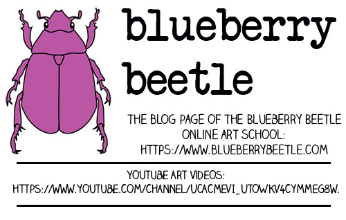 blueberry beetle