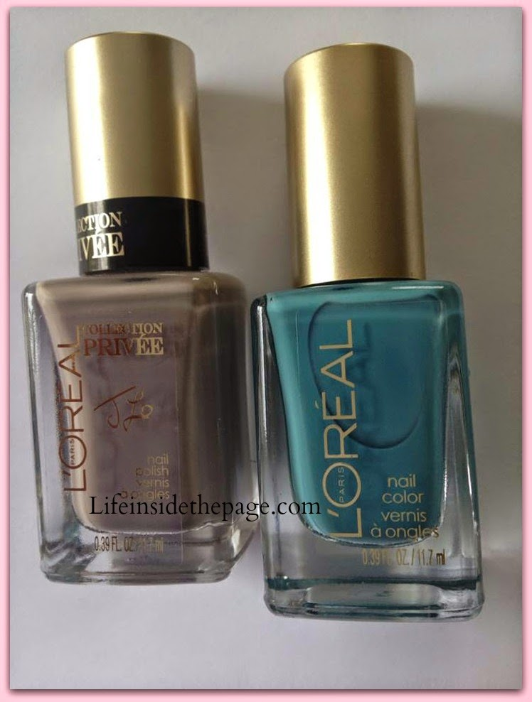 Department: Beauty | L'Oreal Privee Collection | Nail Polish | JLo Nude