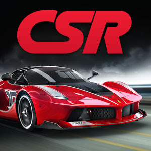 CSR Racing Apk Mod Data