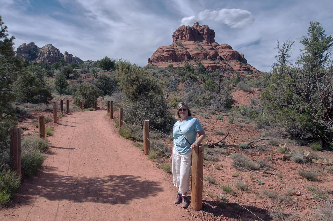sedona bell rock trail