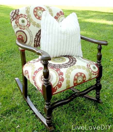 Livelovediy How To Reupholster A Chair My 10 Best Chair