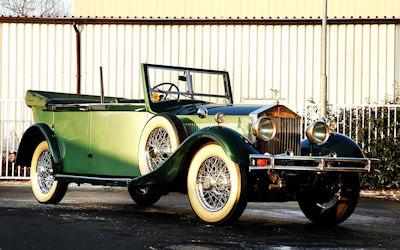 Rolls Royce Phantom Cabriolet Hunting - Autos clásicos