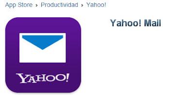 yahoo correo itunes