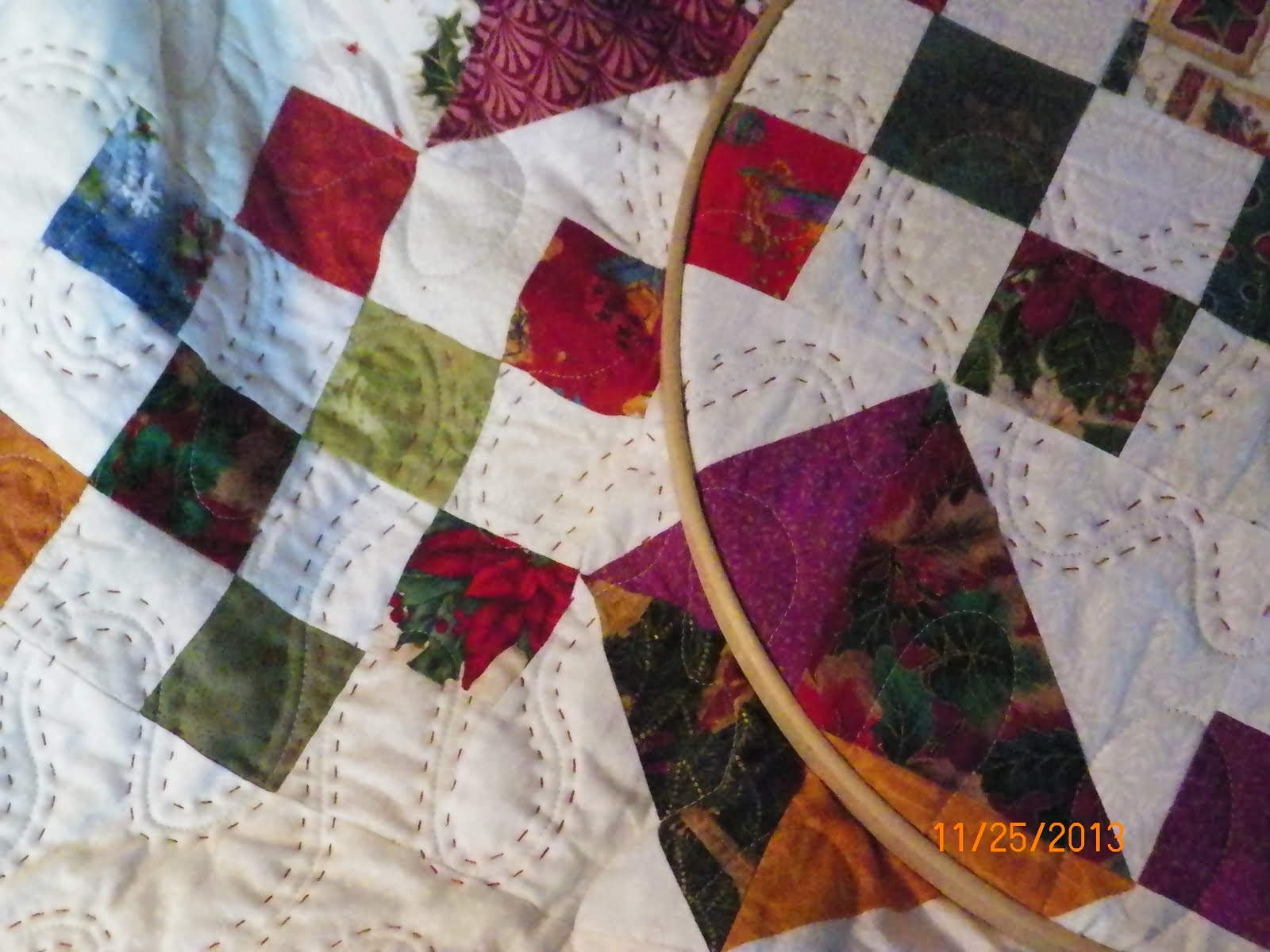 A NEW WAY TO FINISH A QUILT
