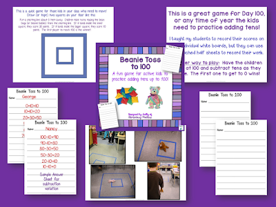 Adding tens to 100
