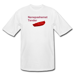 Nanepashemet Blogging Apparel