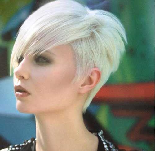 Peinados Asimetricos Mujer - Cortes para pelo asimétrico 2018 Los looks para copiar [FOTOS