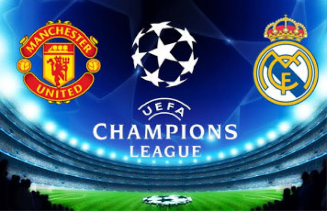Keputusan Liga Juara-Juara Eropah 6 Mac 2013 - Manchester United vs Real Madrid