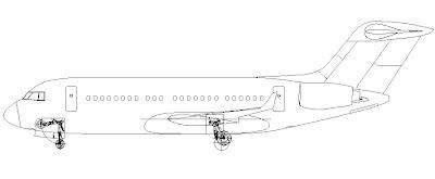Pesawat penumpang boing