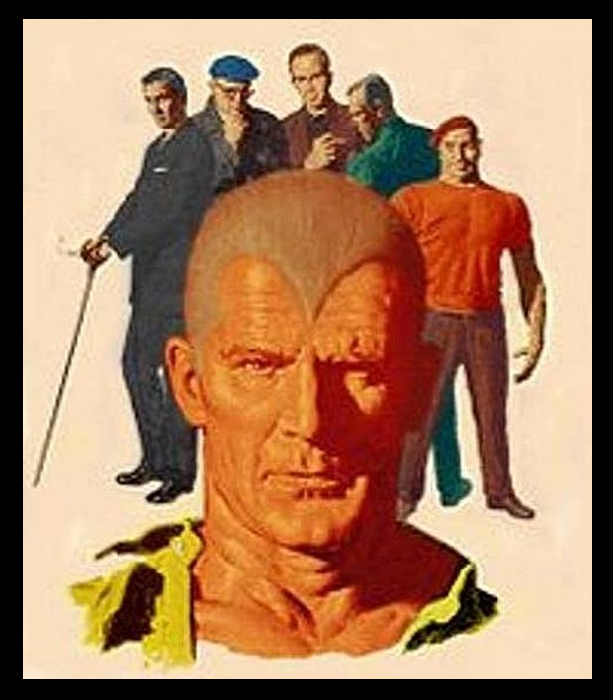Julian Perez Conquers the Universe!: Doc Savage Reviews: The Man of ...