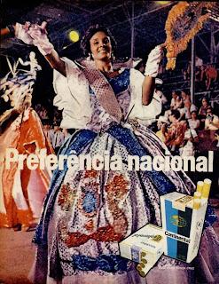 propagana cigarros Continental - 1971. reclame cigarros continental 1971