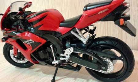 Die Cast Honda CBR1000RR