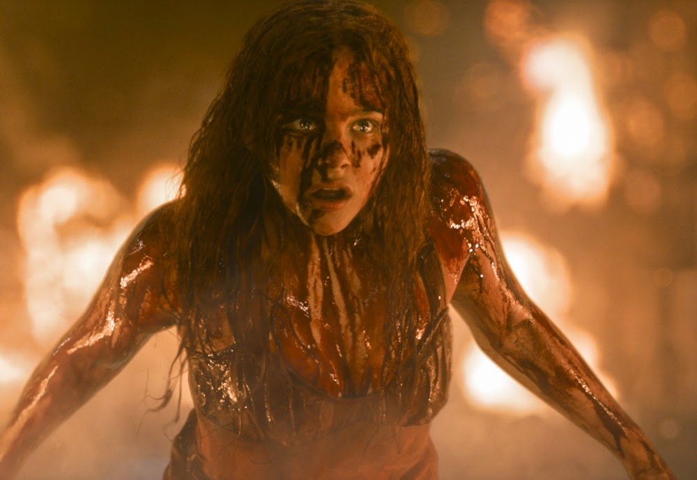 Chloe Grace Moretz in Carrie (2013)
