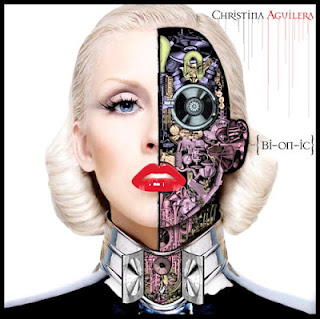 Bionic Album Cover Artwork