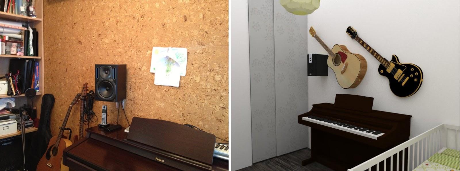 Estudio de arquitectura emearq ampliamos familia con - Precio pintar habitacion ...