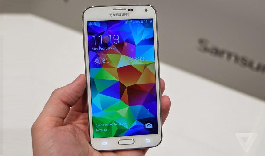 فشل تجاري ذريع لهاتف Galaxy S5 !