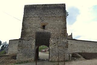 Rasnov Fortress (Brasov) -   Square Tower