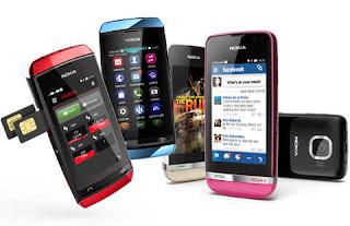 Harga Hp Nokia Asha Terbaru Harga Hp Nokia Asha Terbaru Maret 2013