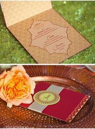 Faire part mariage oriental gratuit