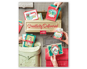 Creativity Delivered - Stampin' Up! 2017 Holiday Catalog