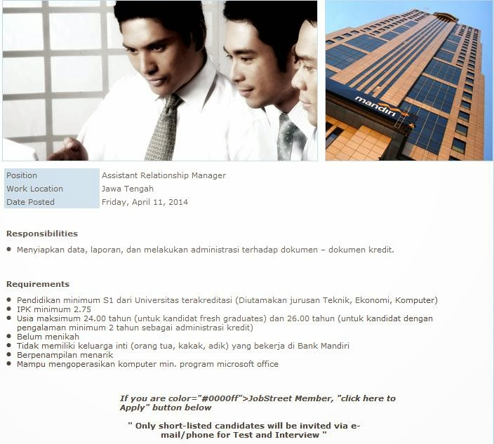 bursa-loker-bank-mandiri-terbaru-april-2014