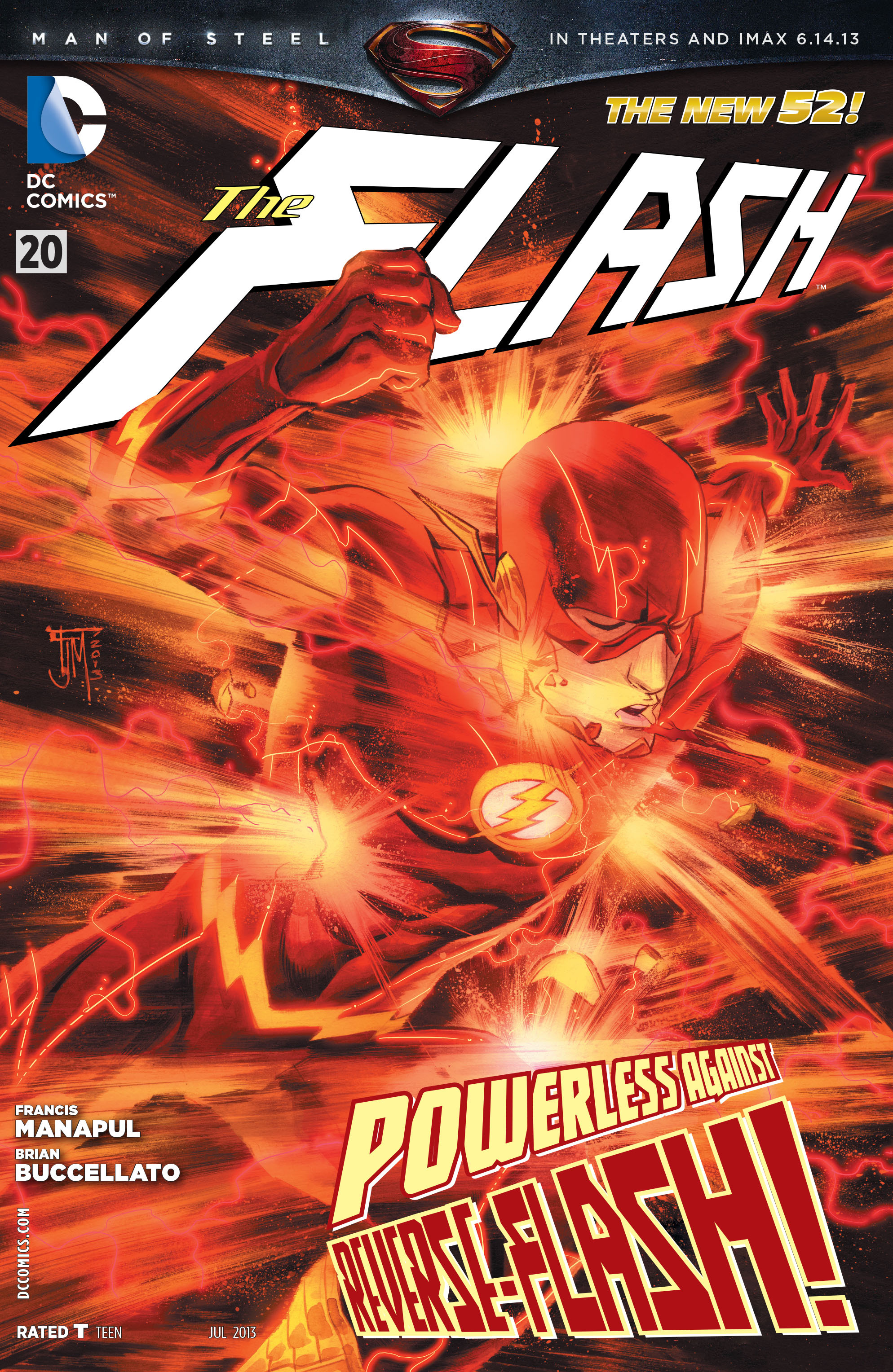 The Flash (2011) 20 Page 1