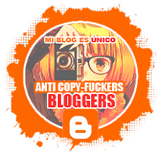 Anti-copy bloggers