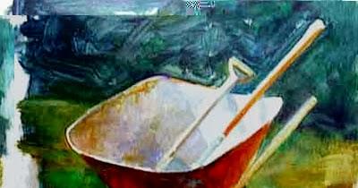 Essays on the red wheelbarrow