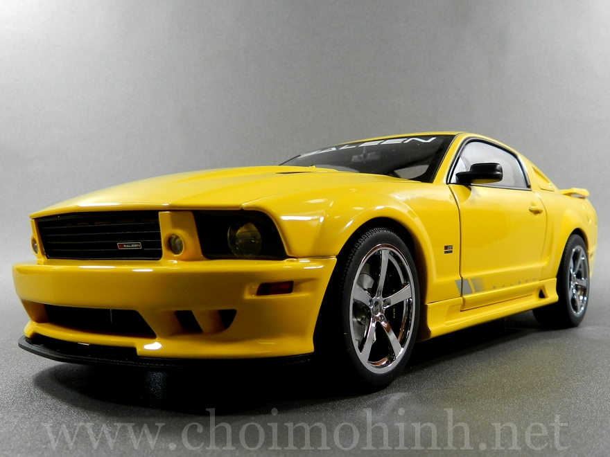 Ford Saleen Mustang S281 1:18 AUTOart