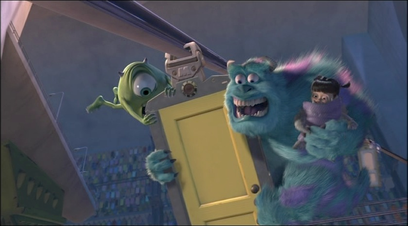 . Director s Commentary Track Review   Monster s Inc    Pixar Post