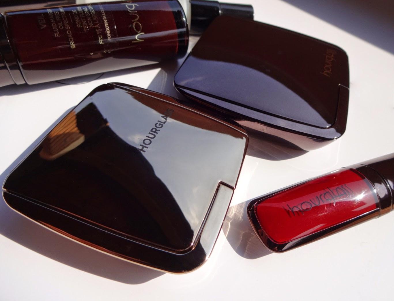 hourglass cosmetics italia, ambient lighting powder review recensione, hourglass ambient lighting blush, opaque rouge, veil fluid make up