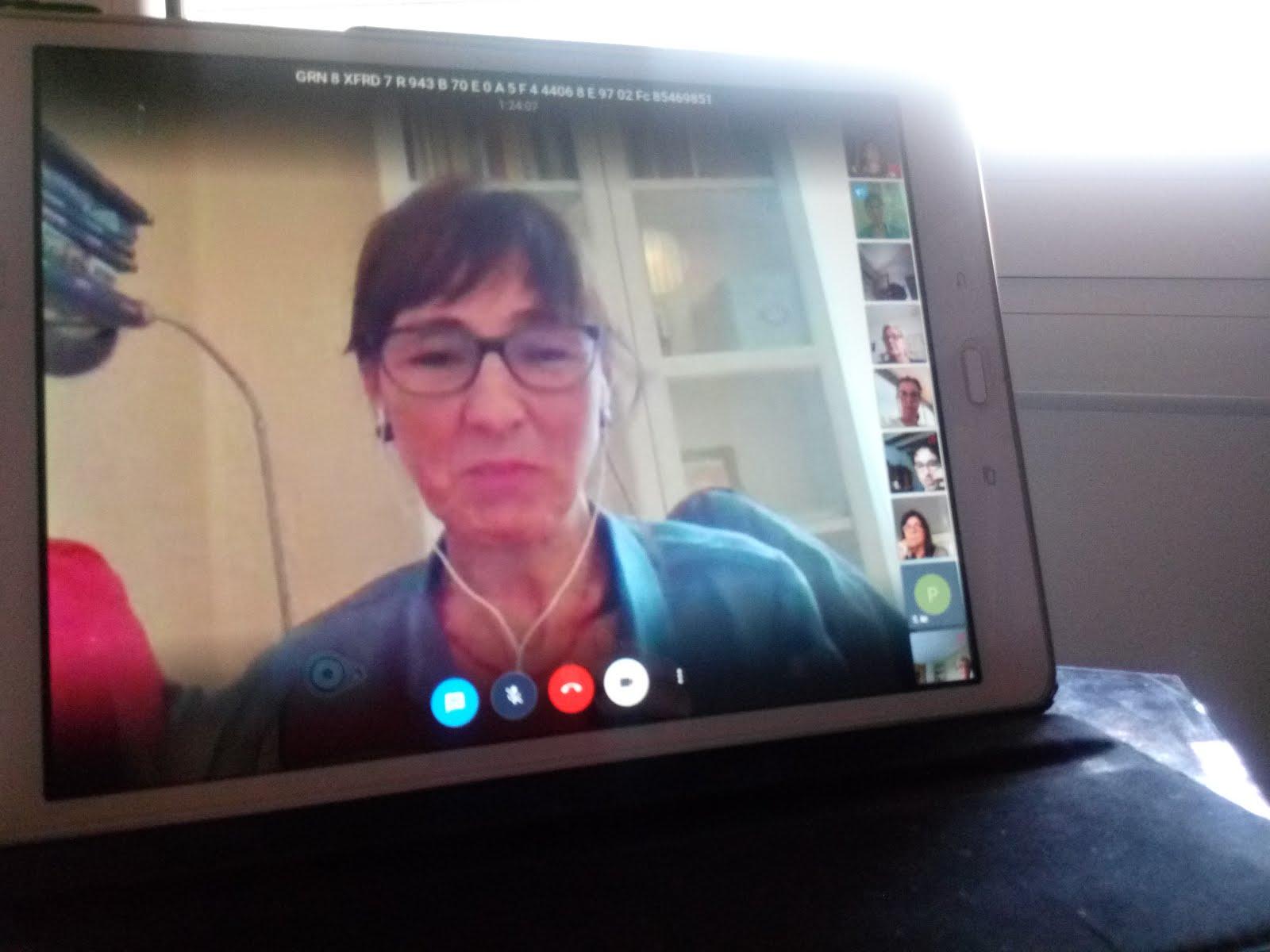 Club virtual: El camí dels esbarzers d'Alba Dalmau. Amb Mercè Carrillo