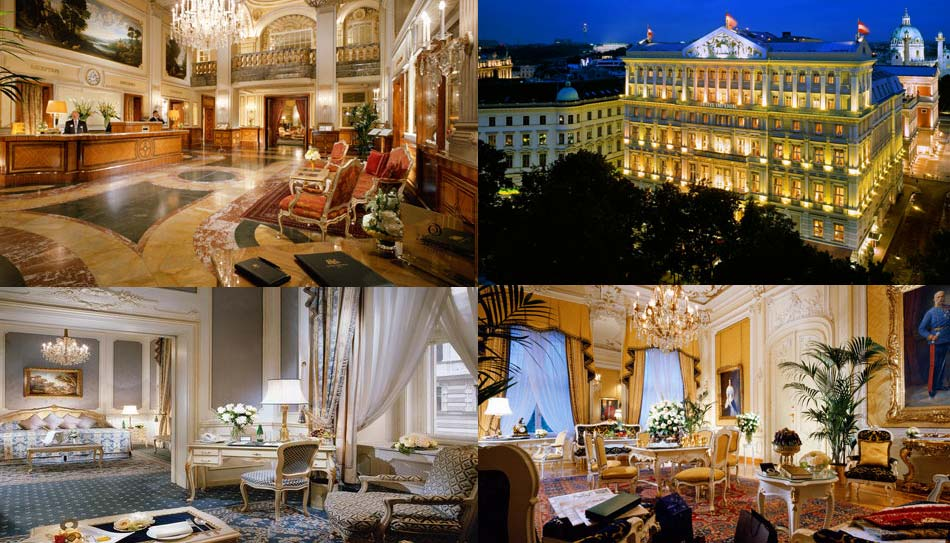 Hotel Imperial Vienna Booking