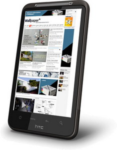 HTC Desire HD exclusively offered by CSL in Hong Kong