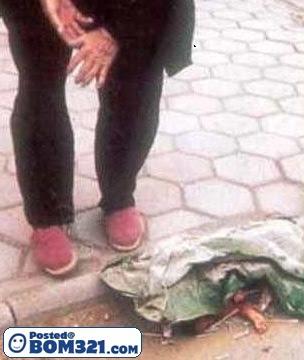 Bayi Dibuang Bagaikan Sampah ! (18+)