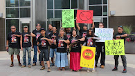 DENVER: Dine' Protest Saddle Butte Pipeline and Fracking threatening Chaco Region