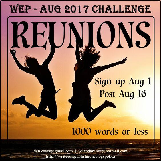 August's WEP Challenge!