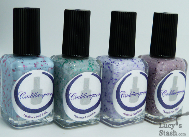 Lucy's Stash - Cadillacquer nail polish